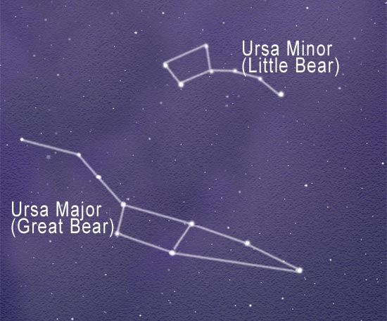 Constellations Ursa Major And Minor Liz Garton Scanlon &#1...